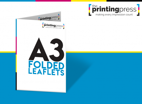 A3 Folded